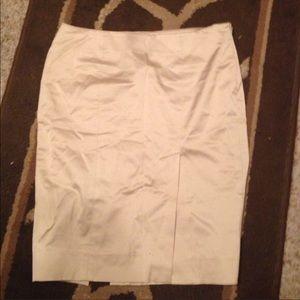 Tan BeBe skirt